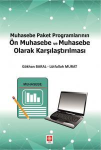Muhasebe Paket Programlarının Ön Muhasebe ve Muhasebe Olarak Karşılaştırılması