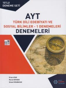 Mavi Çakra AYT Türk Dili ve Edebiyatı Sosyal Bilimler 1 Denemeleri