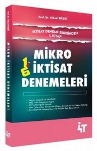 4T Yayınları KPSS A Grubu Mikro İktisat Denemeleri Çözümlü