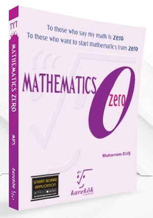 Karekök Yayınları Mathematics Zero Muharrem Duş