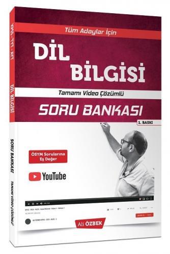 Yönerge Yayınları KPSS TYT AYT Dil Bilgisi Soru Bankası Video Çözümlü