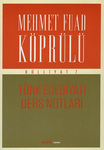 Mehmet Fuad Köprülü Külliyat 7 Mehmet Fuad Köprülü