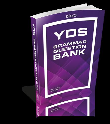 Dilko Yayınları YDS Grammar Question Bank %30 indirimli Komisyon