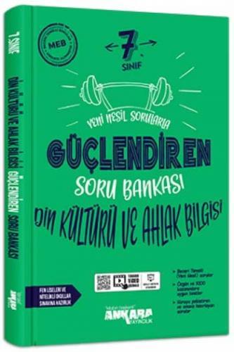 Ankara Yayıncılık 7. Sınıf Din Kültürü ve Ahlak Bilgisi Güçlendiren S