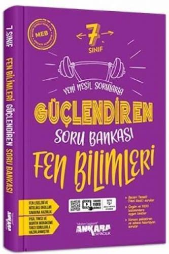 Ankara Yayıncılık 7. Sınıf Fen Bilimleri Güçlendiren Soru Bankası Kom