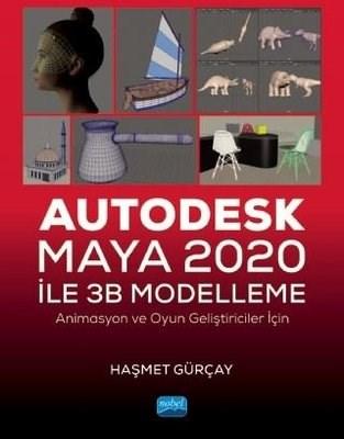 Autodesk Maya 2020 ile 3B Modelleme Haşmet Gürçay