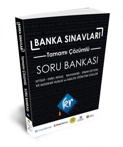 KR Akademi Banka Sınavları Tamamı Çözümlü Soru Bankası Emel Aksaç