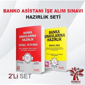 Banko Asistanı Sınavlarına Hazırlık 2'liSet Komisyon