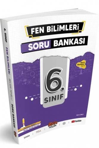 Benim Hocam Yayınları 6. Sınıf Fen Bilimleri Soru Bankası Fikret Ünlü