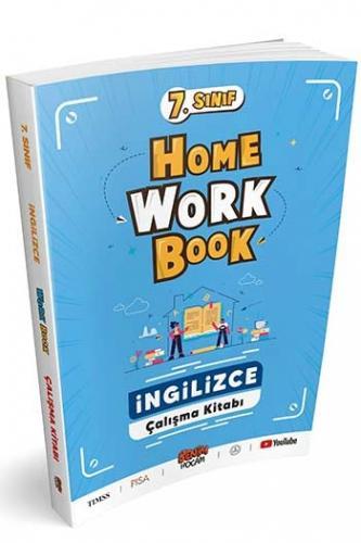 Benim Hocam Yayınları 7. Sınıf İngilizce Home Work Book Komisyon