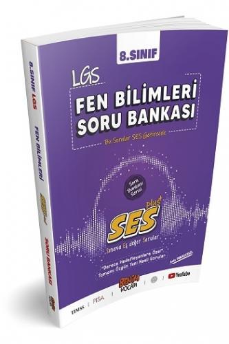 Benim Hocam Yayınları LGS 8.Sınıf SES Serisi Fen Bilimleri Soru Bankas