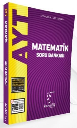 Karekök Yayınları AYT Matematik Güncel Soru Bankası Komisyon