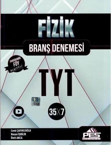 PES Yayınları TYT Fizik 35 x 7 Branş Denemeleri Komisyon
