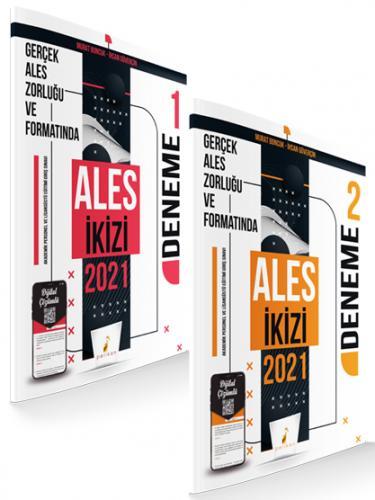 Pelikan Yayınları 2021 ALES İkizi 2 Özgün Deneme Sınavı Dijital Çözüml