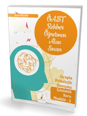 Pelikan Yayınları 2020 ÖABT Rehber Öğretmenliği Alan Sınavı Arzu Seçgi