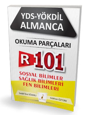 YDS YÖKDİL Almanca R101 Okuma Parçaları Gökhan Öztürk