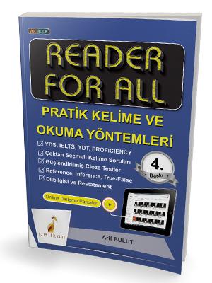 Reader For All Pratik Kelime ve Okuma Yöntemleri Arif Bulut