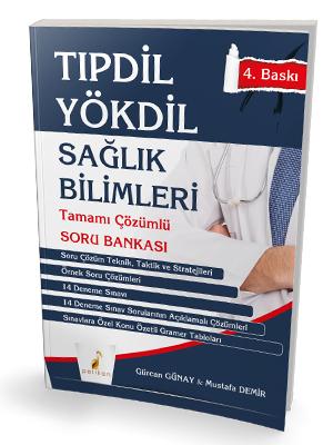TIPDİL YÖKDİL Sağlık Bilimleri Tamamı Çözümlü Soru Bankası Gürcan Güna