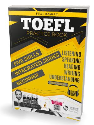 Pelikan Yayınları TOEFL Practice Book - Beginner Fuat Başkan