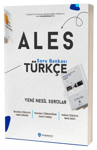 Sorubankası.net 2021 ALES Türkçe Soru Bankası Sorubankası Komisyon