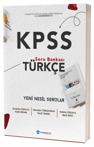 Sorubankası.net 2021 KPSS Türkçe Soru Bankası Sorubankası Komisyon