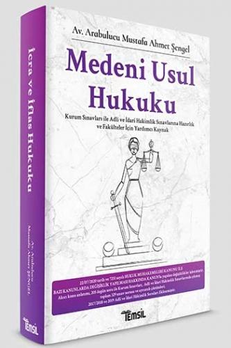 Temsil Yayınları Medeni Usul Hukuku Mustafa Ahmet Şengel