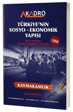 A Kadro Türkiyenin Sosyo Ekonomik Yapısı Konu Anlatımı ve Tamamı Çözüm