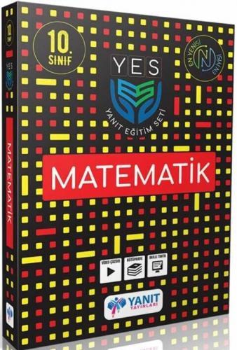 Yanıt Yayınları 10. Sınıf Matematik YES Yanıt Eğitim Seti Komisyon
